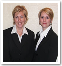 MARYELLEN POLLARD AND AMY FRY, MACKENZIE AND MCCREATH FUNERAL HOMES